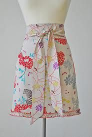 super cute apron pattern and other half apron patterns