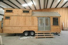 260 Sq. Ft. Tiny Home on Wheels For Sale $65,000 Read more at http://tinyhousetalk.com/#l8oeCStbfDJAllIt.99