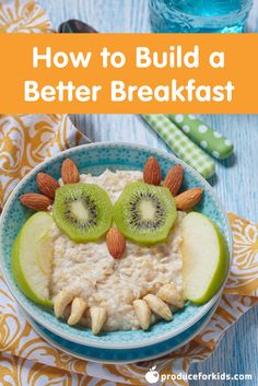 How To Build A Better Breakfast Healthy Ideas