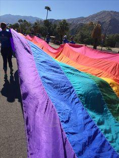 Palm Springs pride 2016