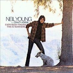 3. Neil Young & Crazy Horse - Everybody Knows This Is Nowhere (1969) | Full List of the Top 30 Albums of the 60s: http://www.platendraaier.nl/toplijsten/top-30-albums-van-de-jaren-60/