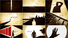 Huge Designs' opening title sequence for the UK's Channel 4 television adaptation of William Boyd's novel Any Human Heart casts widening threads of light and shadow to frame a journey through infinite sadness and celebrity. Huge Design, Design Art, Graphic Design, Design Boards, Art Of The Title, In Loco, Art Assignments, Title Sequence, Human Heart