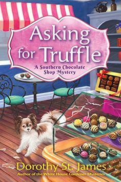 "Sept 12. Hardcover. Asking for Truffle: A Southern Chocolate Shop Mystery by ... <a href=""https://www.amazon.com/dp/1683312910/ref=cm_sw_r_pi_dp_x_vO7OybD8MEVWM"" rel=""nofollow"" target=""_blank"">www.amazon.com/...</a>"