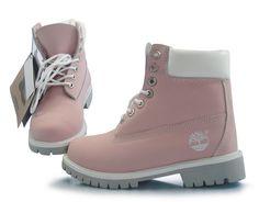 Women Timberland Nellie Premium Boots Pink
