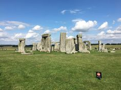 Stonehenge in Wiltshire, amazing constuction form 5000 years ago..  Welsh people and their stone building techniques