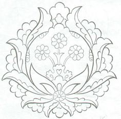 Embroidery Stitches Mary Webb -- Embroidery Patterns London each Embroidery Patterns Disney such Embroidery Machine Rental; Embroidery Thread Looping On Top Of Fabric Islamic Art Pattern, Pattern Art, Pattern Design, Pattern Drawing, Embroidery Designs, Embroidery Motifs, Embroidery Thread, Embroidery Saree, Handkerchief Embroidery