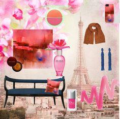 """""""la vie en rose"""" by akaclem ❤ liked on Polyvore"""