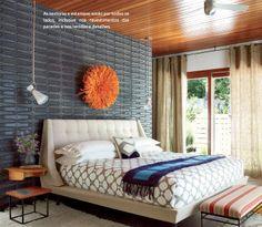 A eclética decoração de Jonathan Adler. Veja: http://www.casadevalentina.com.br/blog/materia/o-para-so-ecl-tico-de-jonathan-adler.html  #decor #decoracao #interior #design #home #casa #house #idea #ideia #cozy #style #estilo #cor #color #bedroom #quarto #dormitorio #casadevalentina