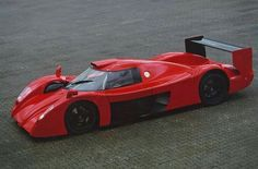Road version of Toyota GT1. Only one built.