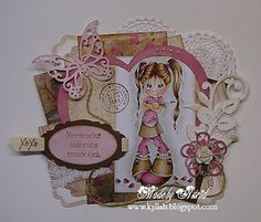 yorkie valentines day card