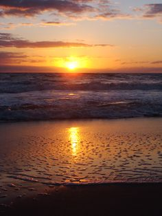 Vero Beach, FL, First time I ever saw the ocean!