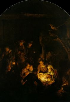Have you ever looked at an actual Rembrandt? I mean really looked? I have. And it is exhausting. Why? Because Rembrandt was a master. If you are willing to look, he will show more than you can take…