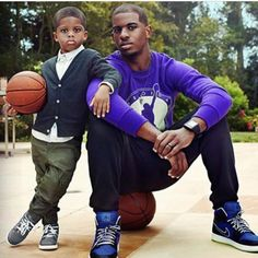 #chris #paul #cp3 #la #losangeles #clippers #clippernation #clippernation #dope #basketball #fashion #look #son #cliff #paul #style #nbastyle #hoops #hoop