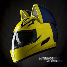 "NekoHelmet ORIGINAL ✅ ECE/DOT mark in each helmet;  ✅ 3-channel ventilation  ✅ Built-in dark visor  ✅ Customizing painting  ✅ Option ""headlights""  ✅ Aftersale customer support   The original Nitrinos helmets can only be purchased on the website www.nitrinos.ru"