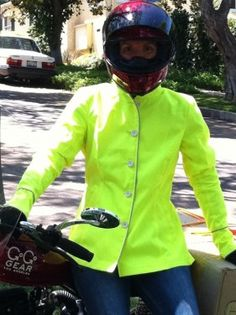 LOVE THIS!! $239 GoGo Gear Scooter Jacket