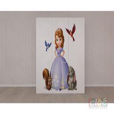 Dulap Disney ieftin pentru copii pe Cloe.ro