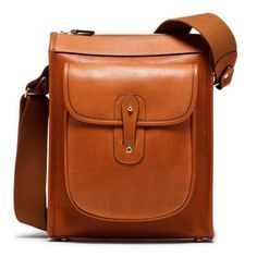 Ghurka Bags Gearpack In Chestnut Leather featured in vente-privee.com