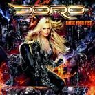 Doro - Raise your fist .. hmmm .. ok .. some good songs to be found ..