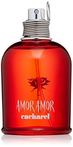 *Amor Amor By Cacharel For Women. Eau De Toilette Spray