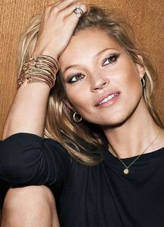 kate moss makeup - Google Search