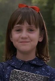 Matilda. Always wore a bow in my hair after seeing this movie!!
