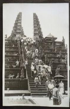 Besakih, circa 1950