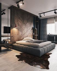 Top Minimalist Bedroom Interior Design Ideas For Your Inspiration - Introduce elegance, style, tradition and comfort in your bedroom with antique furniture. Refurbish your old recliners and bed sets and use them in you.