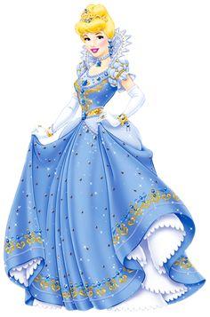 Transparent Princess PNG Clipart