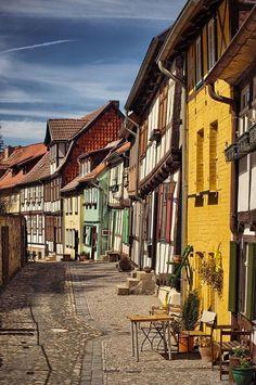 Quedlinburg. Den richtigen Koffer für eure Reise findet ihr bei uns: https://www.profibag.de/