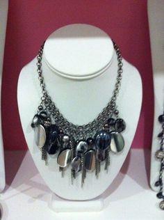"Trendy ""ON THE FRINGE"" necklace"