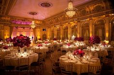 Cheryl J Weddings and Events | @grace_ormonde @wedding_style | Beautifully decorated tables