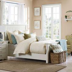Hampton Hill Courtyard Comforter Set by JLA Home // starting at $734.00