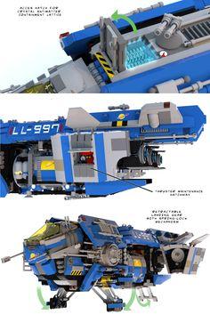 Interstellar Explorer – World Wide Brick Lego Spaceship, Lego Robot, Spaceship Concept, Arma Nerf, Lego Words, Lego Plane, Lego Universe, Lego Creator Sets, Space Engineers