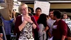 """Amid racial bias protests, Claremont McKenna dean resigns  The Dean of students wrote to a Latina student to assure her that she was working to serve those who """"don't fit our CSC mold."""" That les to a demonstratio, protests and the Dean's resignation."""