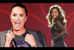 Demi Lovato joins Global Citizen Festival after Selena Gomez drops out