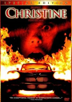 Christine (1983) movie #poster, #tshirt, #mousepad, #movieposters2