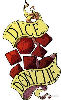 DICE DON'T LIE by Steve Stivaktis