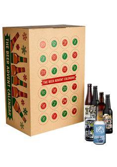 Craft Beer Advent Calendar - North East Beers #craftbeeradvent #beeradventcalendar #craftbeeradventcalendar #craftbeercalendar #craftbeerchristmasgift
