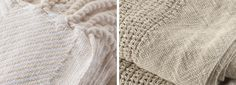 Cotton and linen are not the same. While the two share many properties, cotton vs. linen, what are the differences?