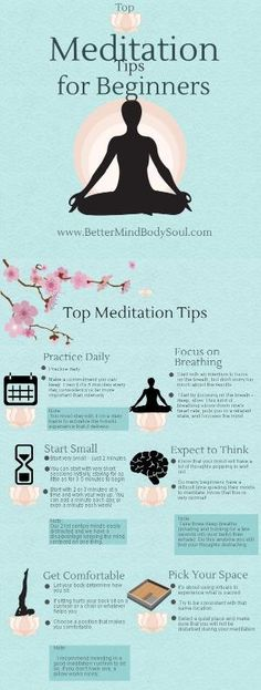 Meditation Tips for Beginners by evelyn