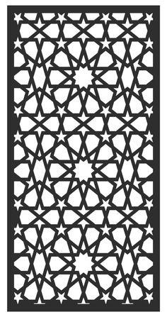 Metal Garden Screens, Garden Screening, Islamic Patterns, Adult Coloring, Wall Art, Cnc, Doors, Home Decor, Products