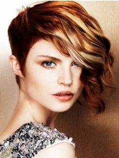 Chic Natural-Looking Hair Highlights 2012 - Look smokin' hot with these chic natural-looking hair highlights 2012. We're convinced that you'll fall in love with these professionally-inspired and voguish hairstyles.