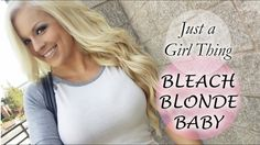 bleach blonde hair color - best hair color gray coverage Check more at http://www.fitnursetaylor.com/bleach-blonde-hair-color-best-hair-color-gray-coverage/