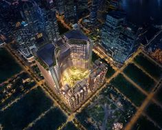 Gallery - Gustafson Porter and Ingenhoven Unveil Mountainous Development Rising in Singapore - 2