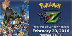 Liberado trailer de Pokémon XYZ para o Ocidente.