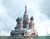 awesome ---> MA by Yuri Polonski, via Behance