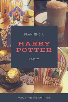 Rounding up the best Harry Potter party ideas. From Butterbeer to floating candles to golden snitches, try these DIY spells to make your Harry Potter themed gathering a real treat.