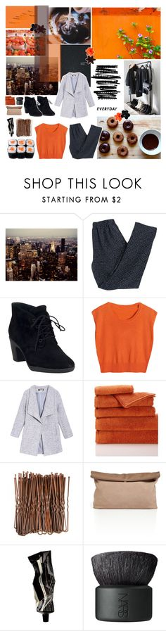 """what of a click?"" by random-little-me ❤ liked on Polyvore featuring N'Est Pas, Prada, MASSCOB, Clarks, Home Source International, See by Chloé, Aesop, NARS Cosmetics and ASOS"