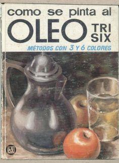COMO SE PINTA AL OLEO - tri six - LEDA