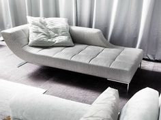 Gepolsterte Chaiselongue Kollektion Viceversa by ERBA ITALIA | Design Giorgio Soressi
